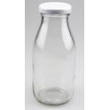 Petite bouteille vide