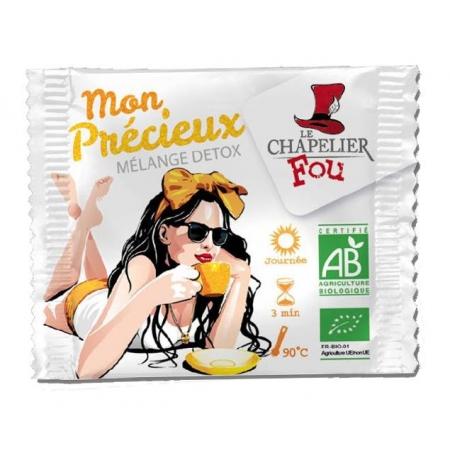"""Pack 60 Infusettes """"Mon Précieux"""""""